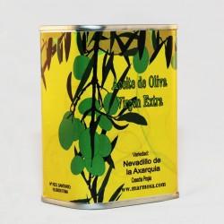 Aceite de Oliva Virgen Extra Lata 175 ml.