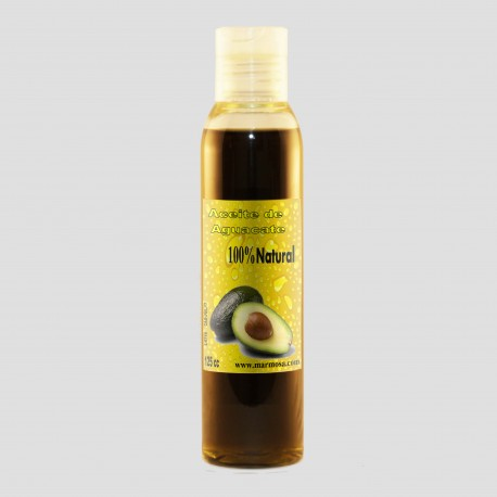 Aceite Corporal de Aguacate (Natural) (5 Uds.)