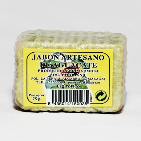 Jabón Artesano de Aguacate