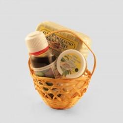 Cesta de 3 productos de Aceite de Aguacate   (Con Jabón Artesano de Aguacate)