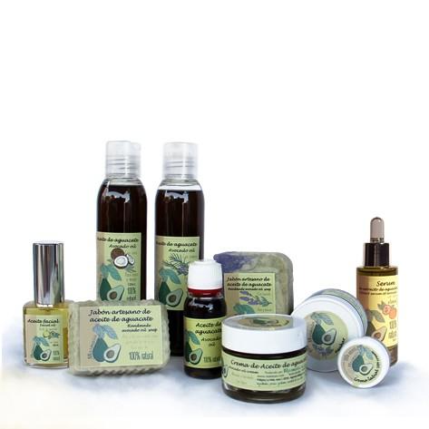 Productos de Aceite de Agacate