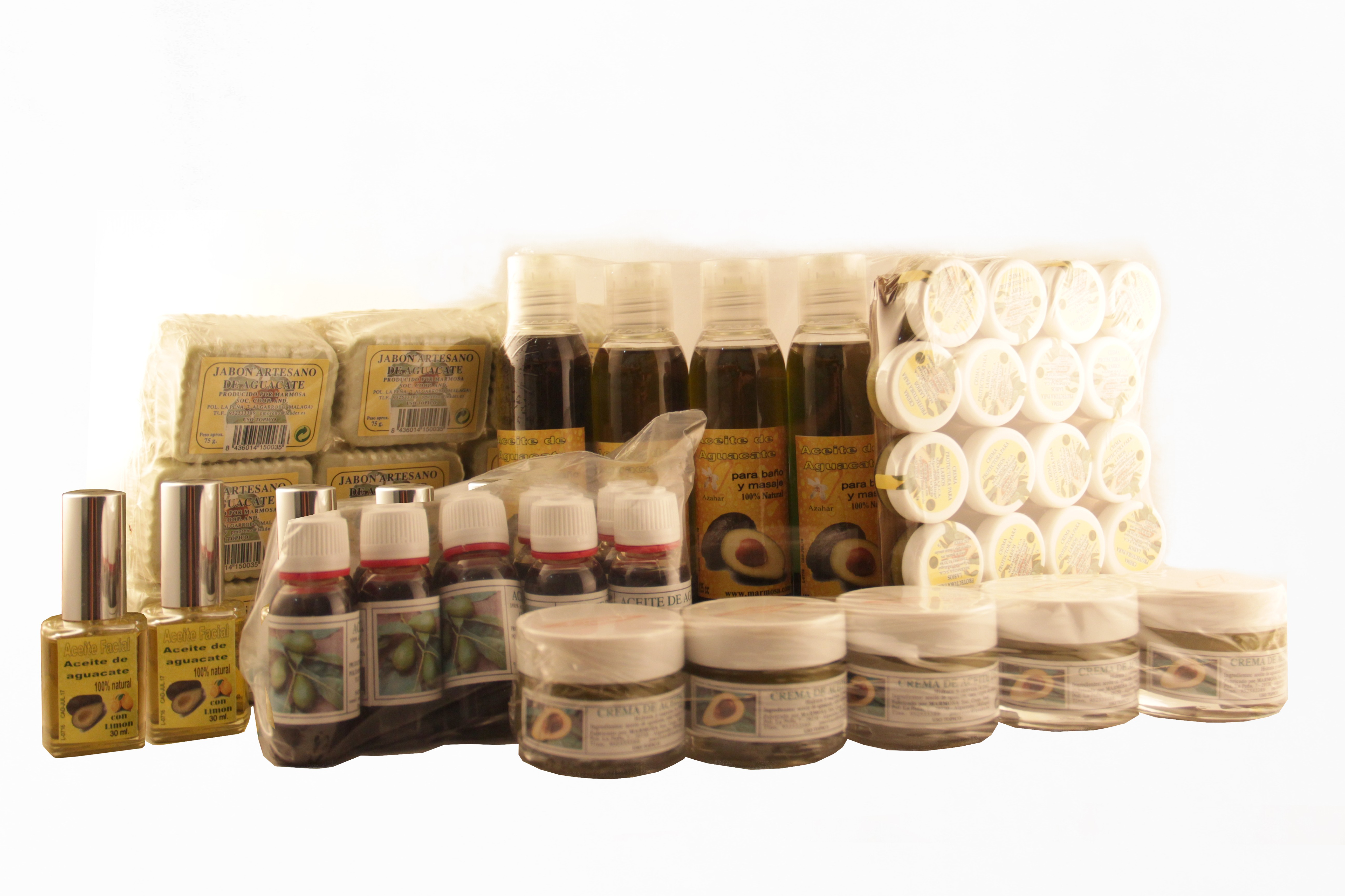 Packs de nuestros productos