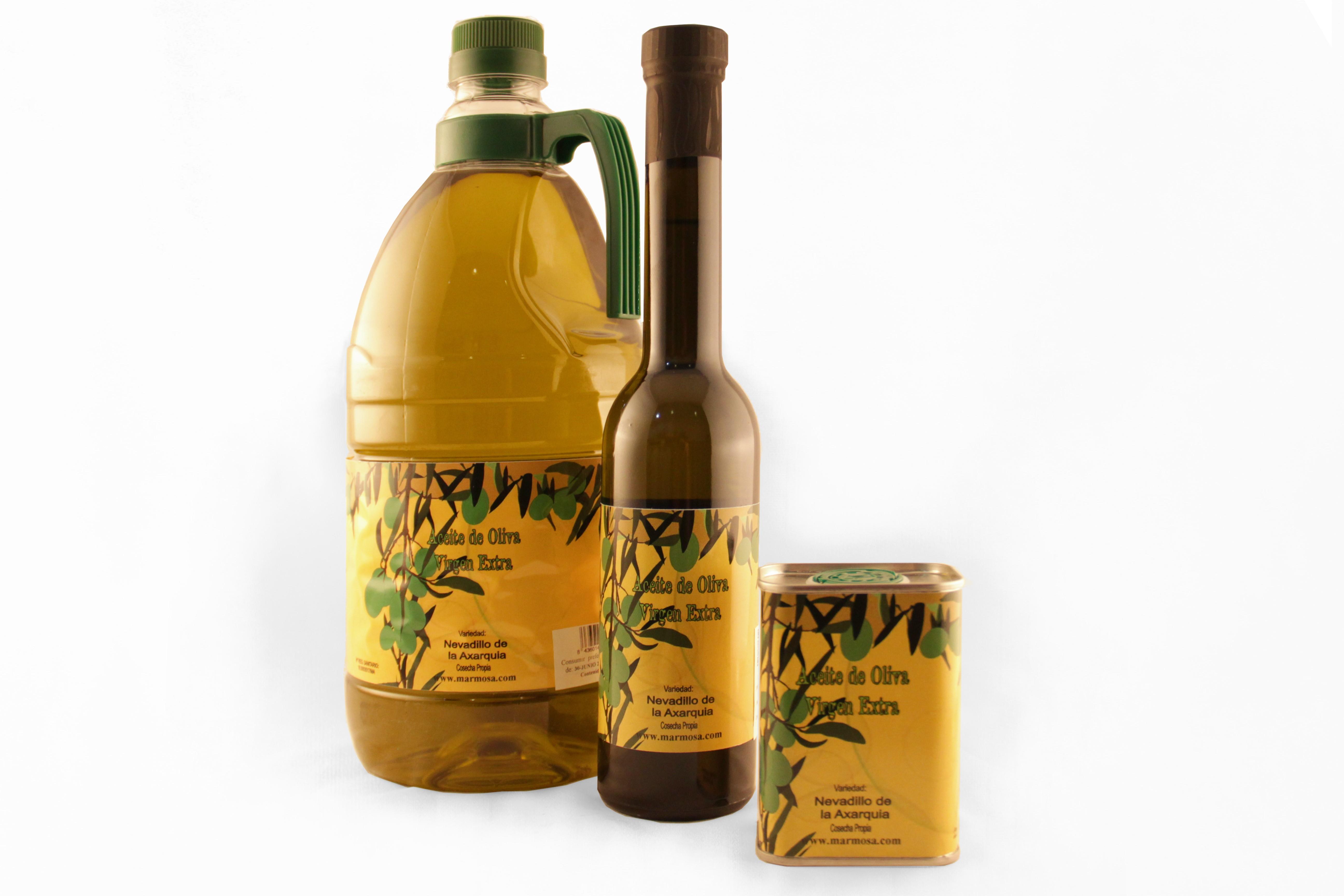 Productos de Aceite de Oliva