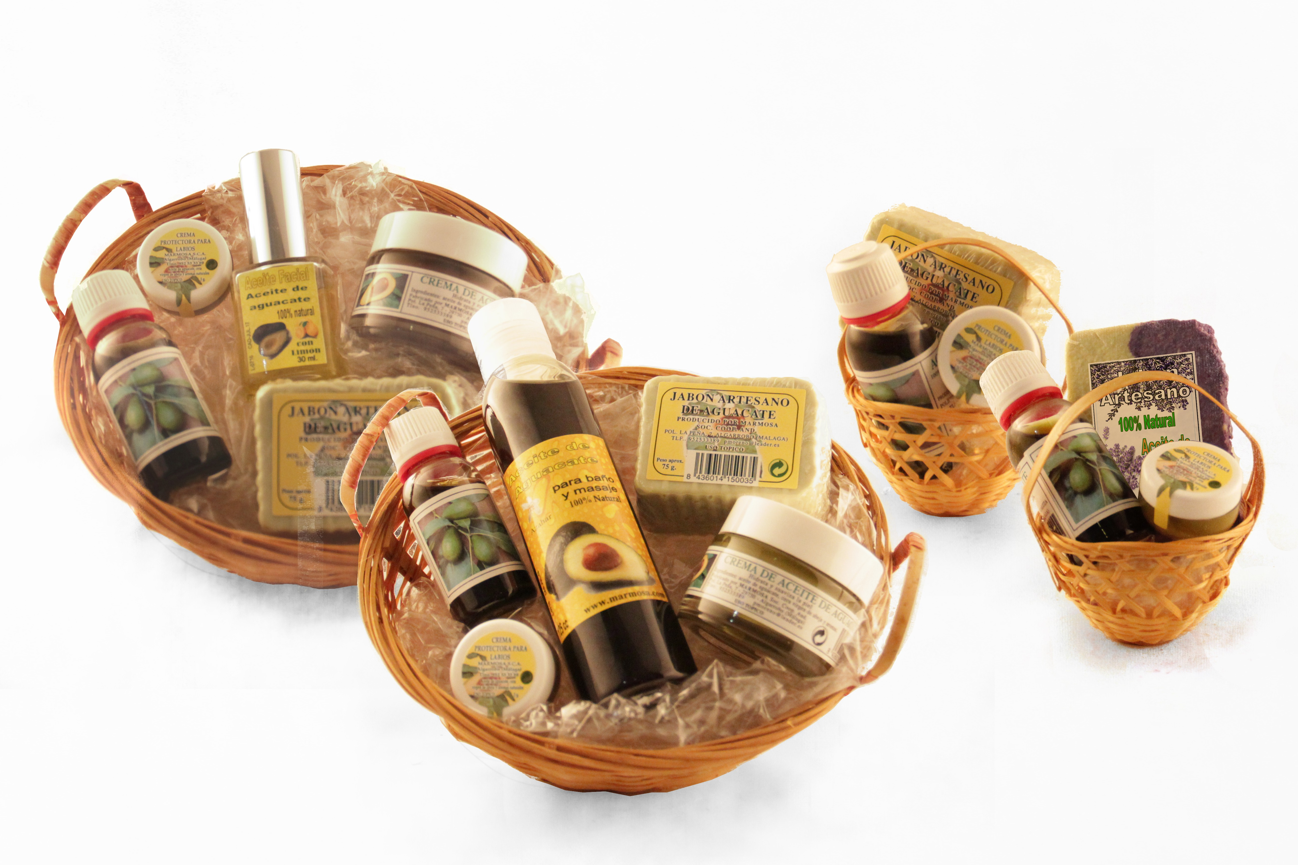 Pack de productos ¡Un regalo perfecto!
